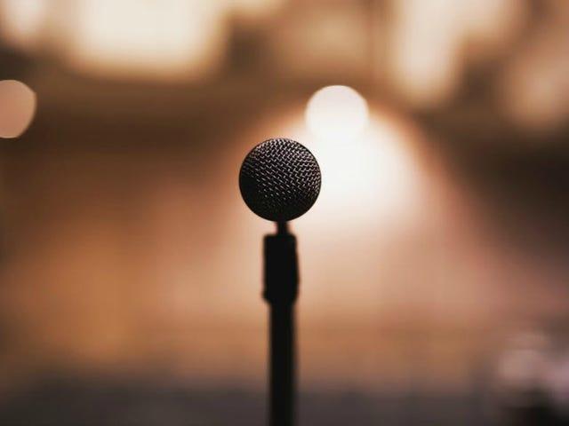 Podcastホストからのヒントはあなたをより良い公共のスピーカーにする
