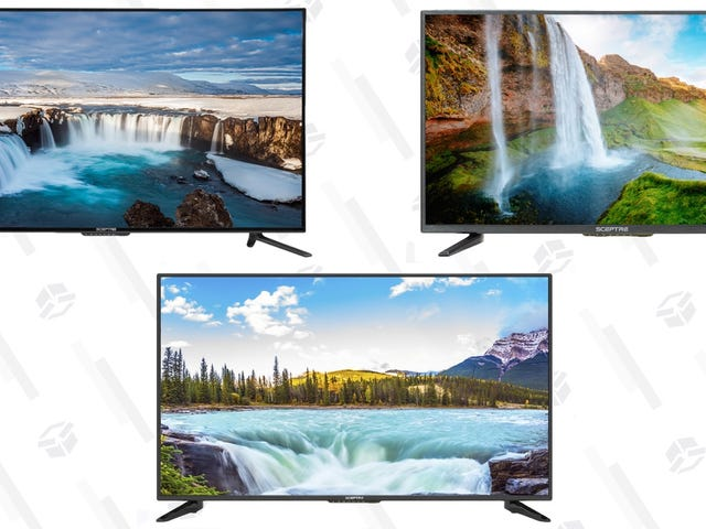 These Cheap TVs Are Even Cheaper Than They Were On Black Friday