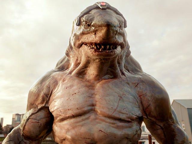 King Shark, Polka Dot y más: los extraños héroes que James Gunn baraja para la nueva Suicide Squad