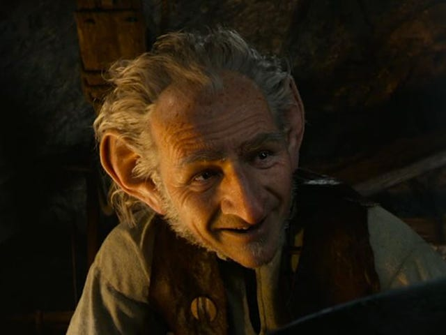 What went wrong with The BFG?