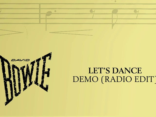 Trek: Let's Dance (Demo) |  Artis: David Bowie |  Album: N / A