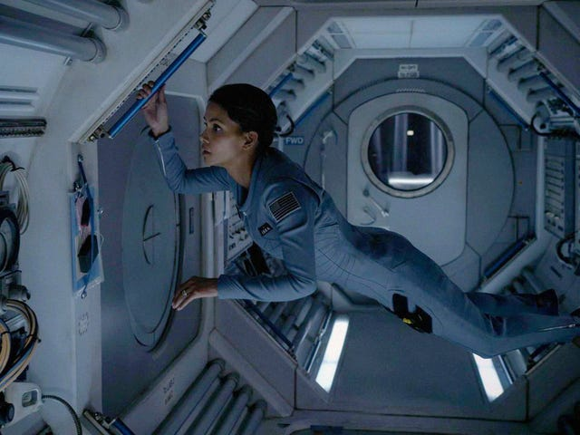 Extant Ditches Most Of Its Supporting Cast For Season 2