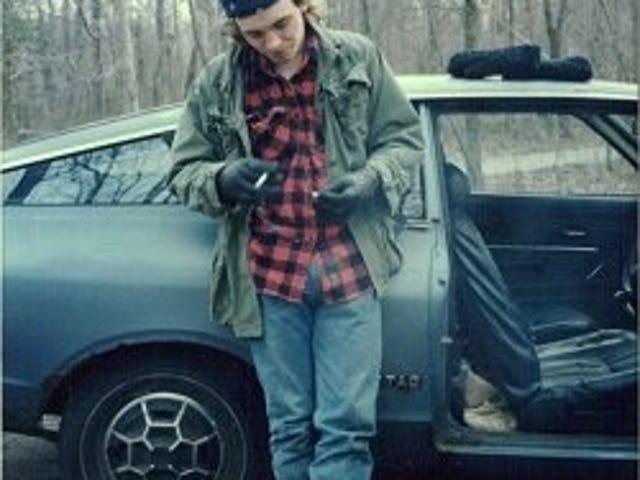 80'lerde görkemli saçlarım ve berbat bir arabam vardı.