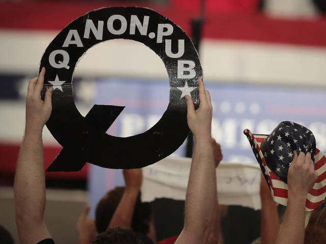 Mods? MODS!?: Facebook's QAnon Ban Is Too Little Too Late