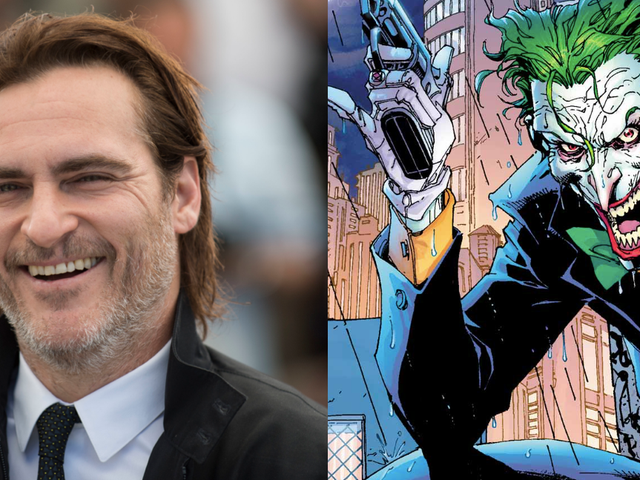 Report: Joaquin Phoenix Is in Talks to Play the Joker for Some Reason