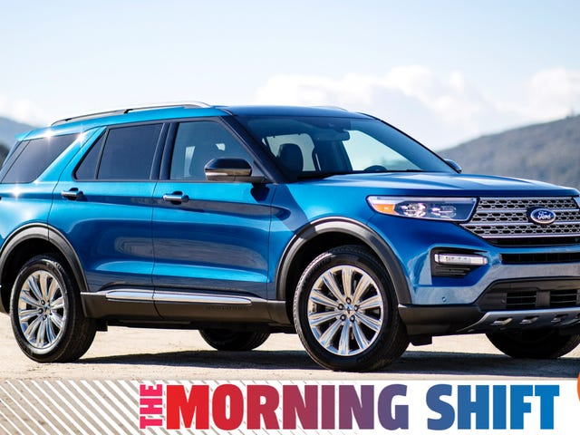 Ford Is Trying To Dig Its Way Out Of A Rut