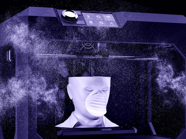 새로운 연구 내용 3D 프린터로 분출 된 유독성 입자