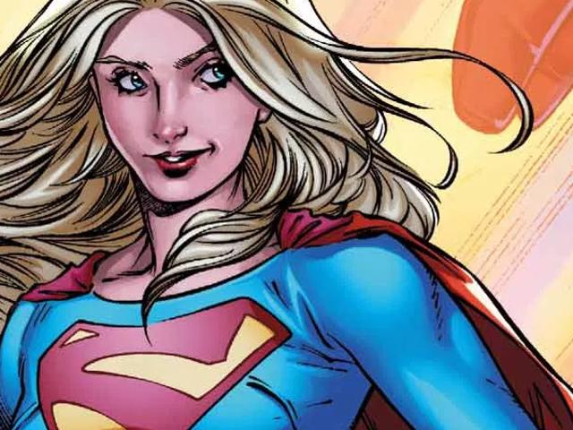 Дякуємо Рао, новий фільм Supergirl, нарешті, у розвитку