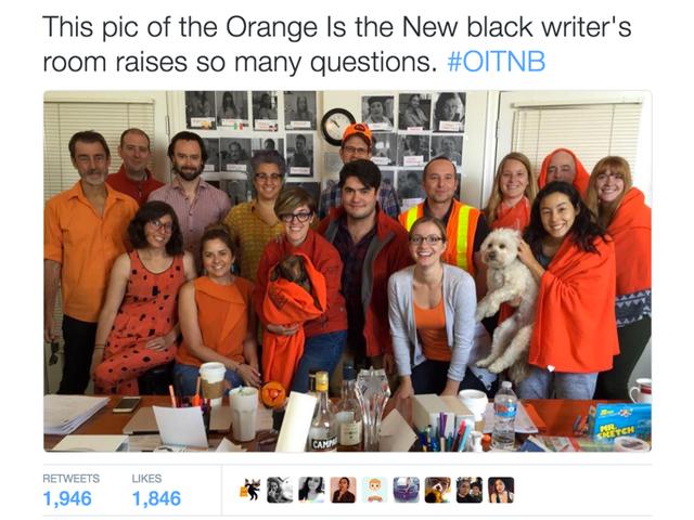 Onko oranssi uusi musta elää?  6 hetkiä kun OITNB pitää sen liian raskaana