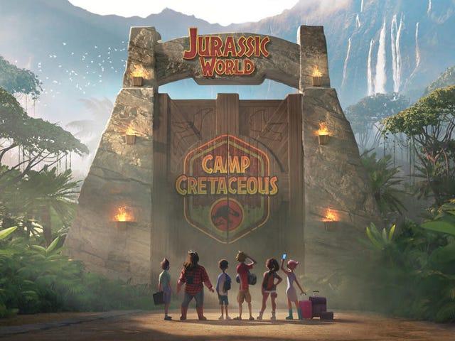 En Jurassic World Animated Series fra Dreamworks er ved at stemple sin vej til Netflix [Opdateret]