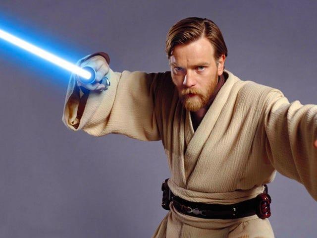 Це офіційний: фільм Обі-Ван Кенобі на роботі (оновлено)