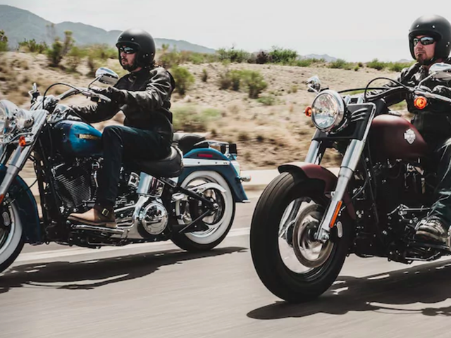 Harley-Davidson Is Trying To Lure In Youths By Giving Interns Free Bikes