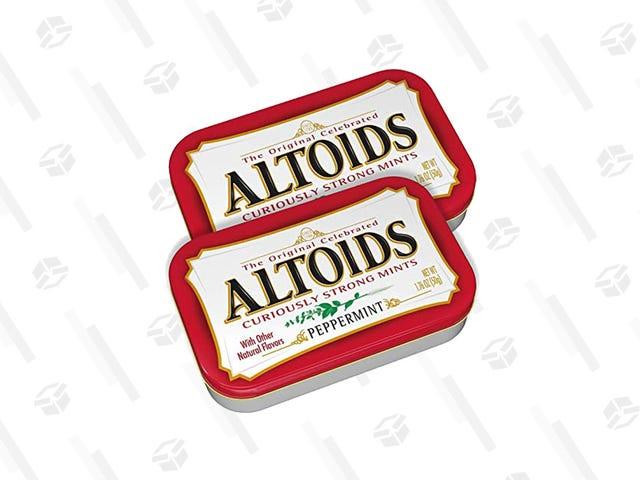 Τα Altoids είναι τα αγαπημένα μου νομίσματα αναπνοής