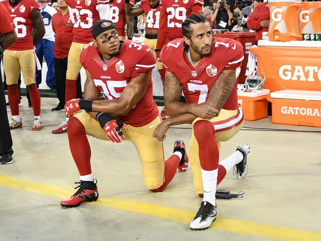 Colin Kaepernick's Lawyer: Somebody Is Ready to Snitch on the NFL