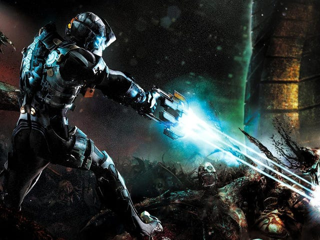 What Makes Dead Space's Plasma Cutter Such A Great Weapon