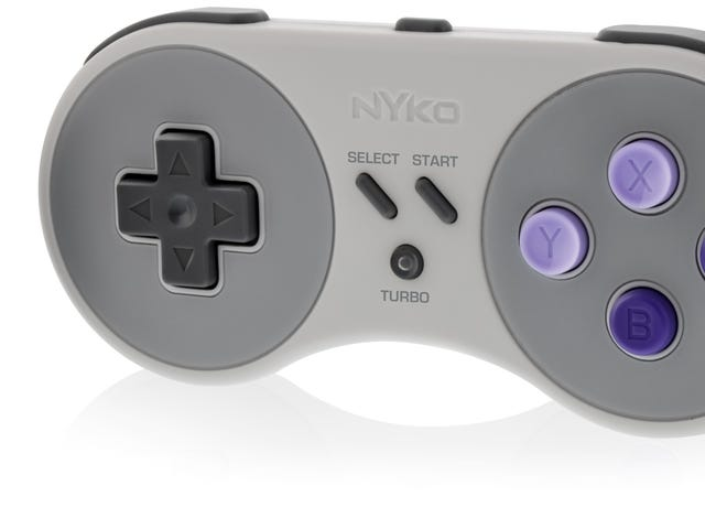 Nyko Is Mercifully Making the Wireless SNES Controller That Nintendo Refuses to