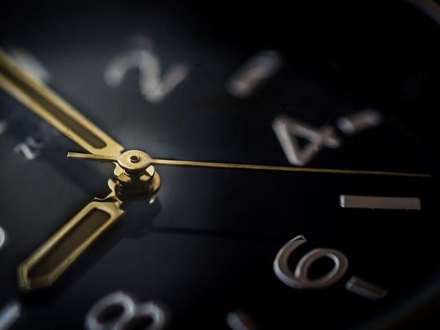 Por qué percibimos el tiempo a cámara lenta en situaciones extremas como un accidente de tráfico