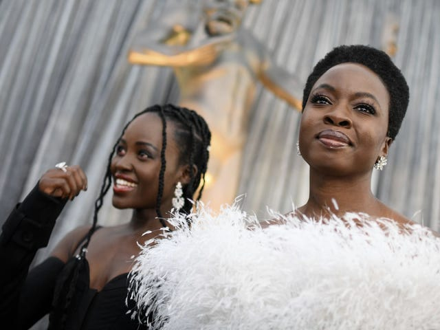 Wakandan SAG Awards:  TSB Best Dressed 2019