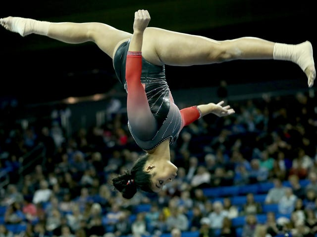 Gymnastics Doesn't Need A Safety Valve