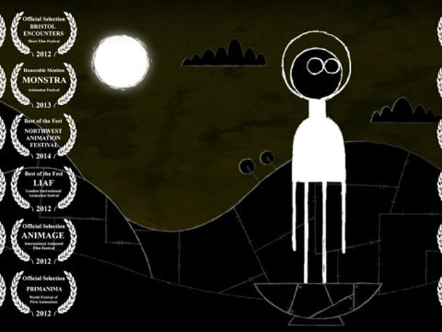 The Way This Animated Short Film Plays With Perspective Is Hilarious