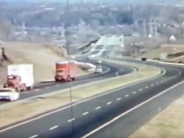 So wurde der Massachusetts Turnpike gebaut