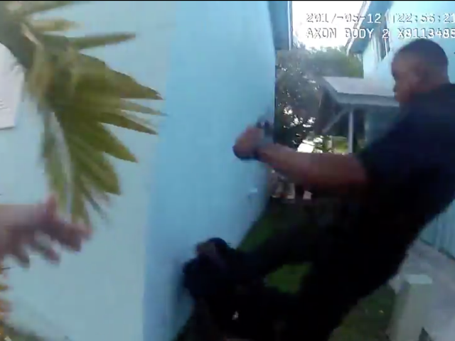 Video Surfaces of Cop Apparently Kicking Man in Head; Officer Cleared by Internal Investigation