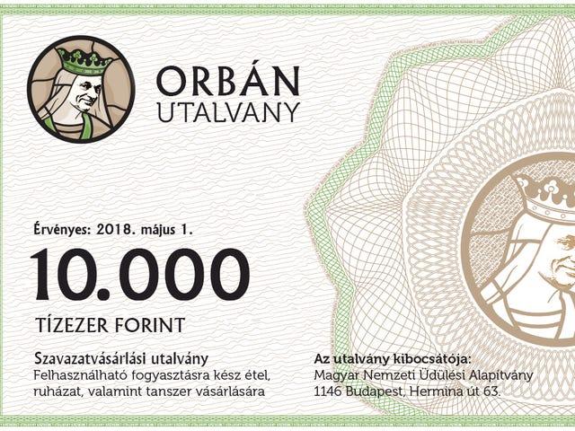 Orbán: Minden nyugdíjas kap 10 ezer forintot karácsonyra