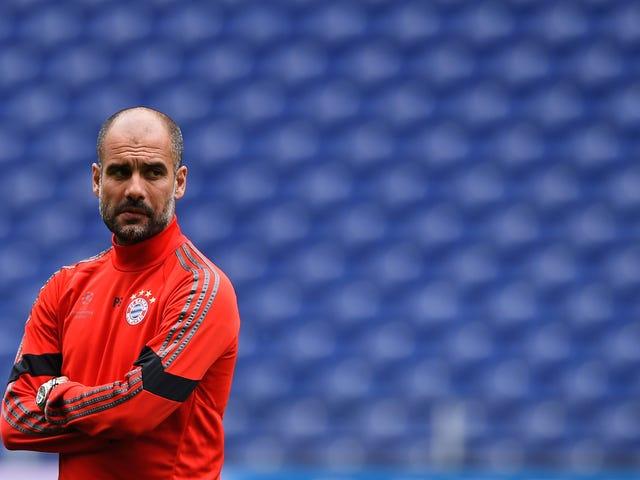 Manchester City Confirma que Pep Guardiola será o seu próximo Gerente