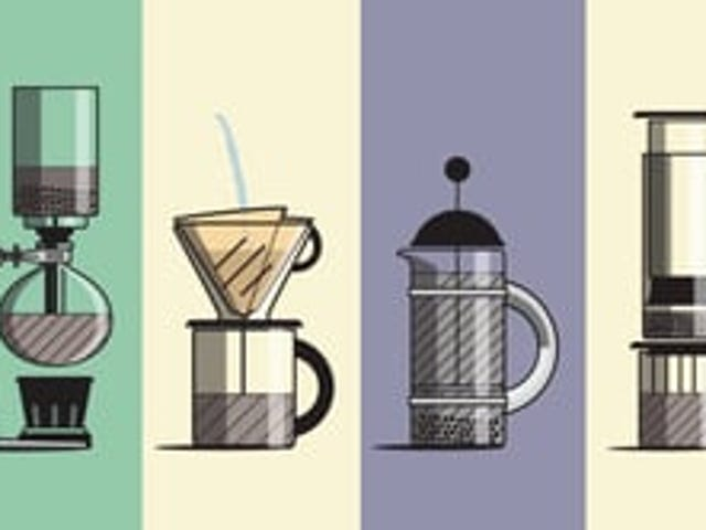 A Ridiculous Number of Ways to Make Good Coffee While Traveling [Updated]