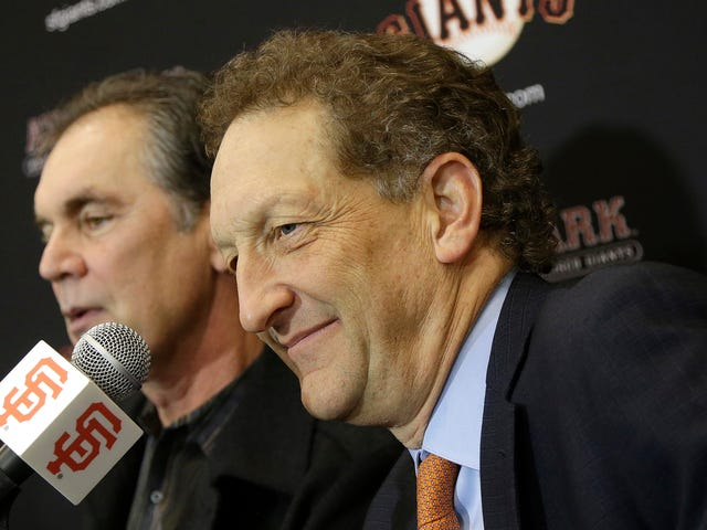 Six Questions And Five-ish Answers On Larry Baer And The Giants