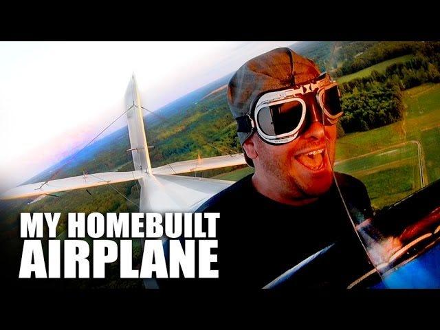 Τι είναι σαν να πετάξει ένα γκαράζ-χτισμένο αεροπλάνο Σχεδιασμένο το 1928