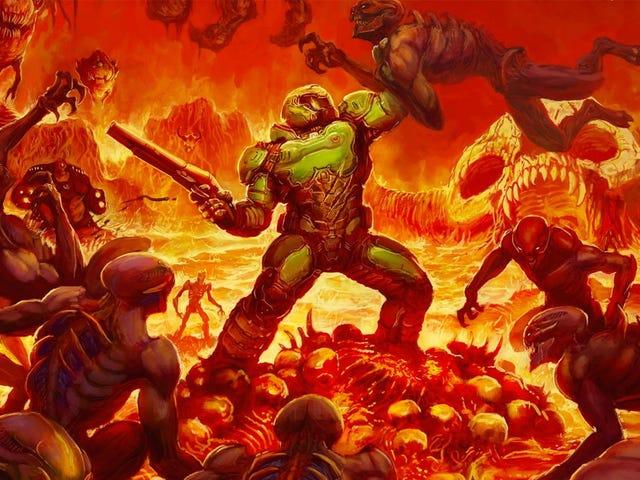Comment un mec a failli briser la carte instantanée de <i>Doom</i> pour faire un MOBA
