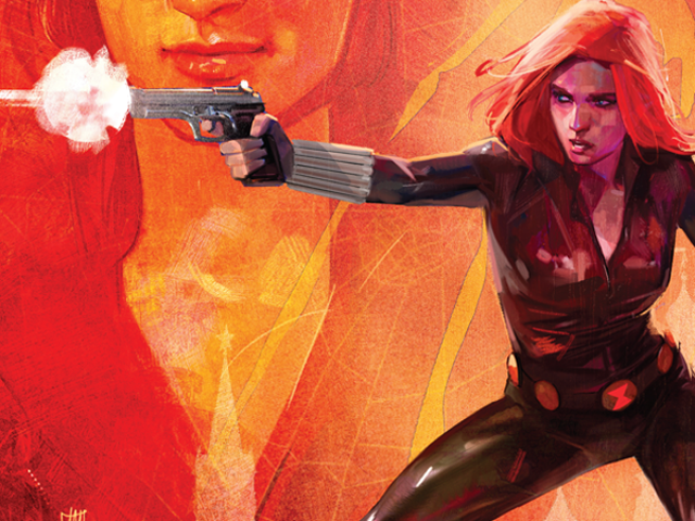 Inside the New Book Chronicling the History of Marvel's Favorite Superspy, Black Widow