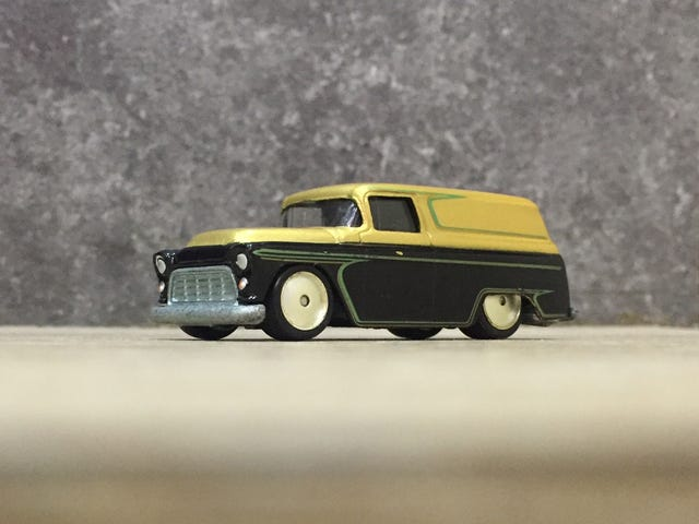 '55 Chevy Panel by Hot Wheels