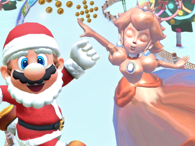 Mario Kart Tour's Winter Update Is A Bust