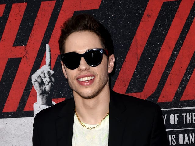 An Update on Pete Davidson's Dick and Its Whims