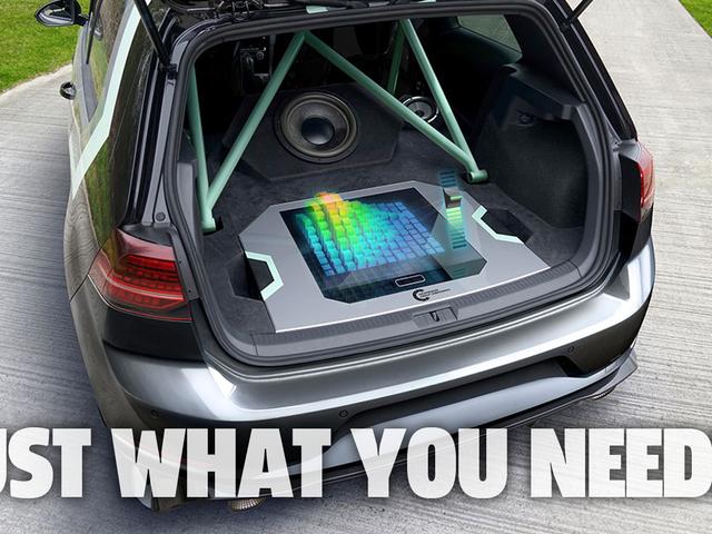 वोक्सवैगन उद्धार करता है हम एक संकल्पना कार में क्या चाहते हैं: ट्रंक में होलोग्राम