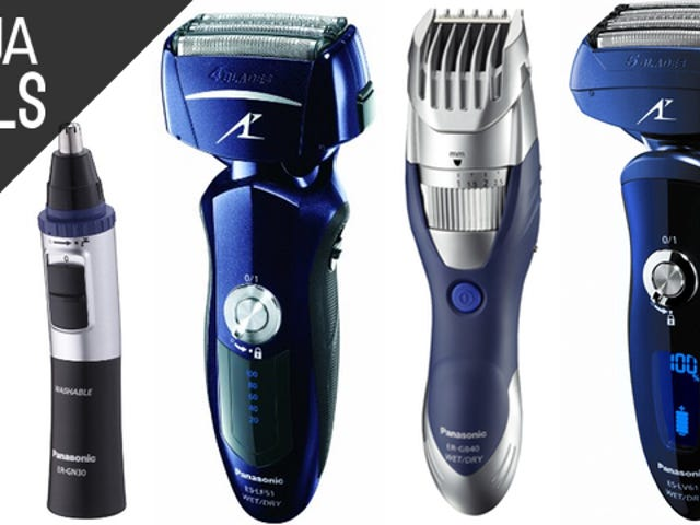 Amazon's Shaving Prices on Popular Grooming Gear, Today Only