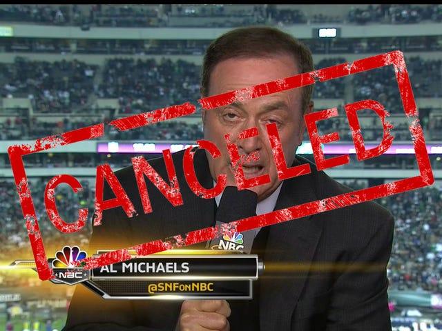 НФЛ скасовує Новорічну ніч у <i>Sunday Night Football</i> після усвідомлення її запланована на Новий рік напередодні <i>Sunday Night Football</i> матчу в <i>Sunday Night Football</i>