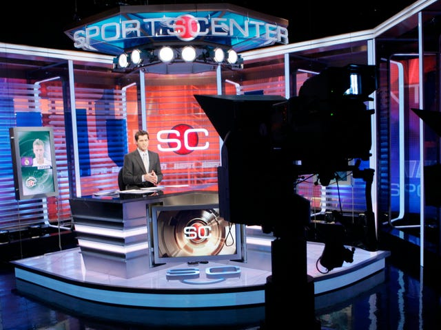 ESPN Officially Announces Layoffs, Says Very Little Else