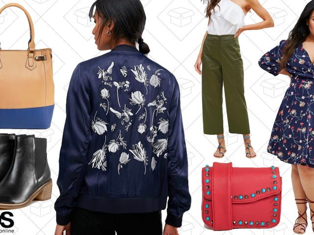 ASOS Just Took 50% Off Over 500 Items Across Multiple Categories