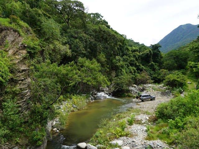 Exploring the mountains of Oaxaca!