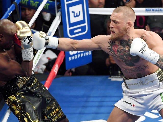 Mayweather-McGregor liet zien wat Boksen moet bieden MMA