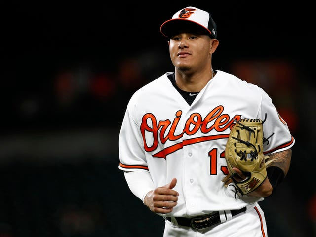 The Dodgers Have Won The Manny Machado Sweepstakes, Finally