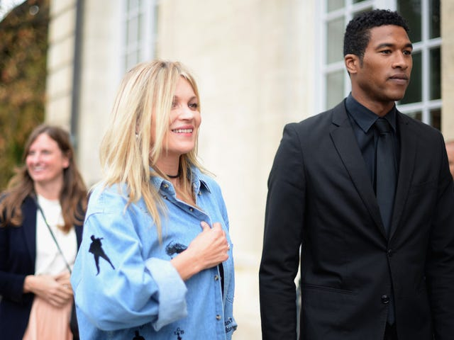 Kate Moss Speaks on Starting Her Own Agency Business, Doesn't Seem to Like Insta-Models