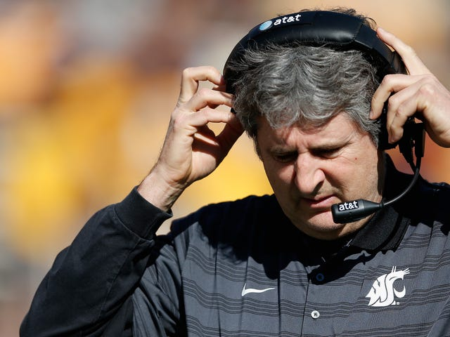 "Mike Leach Tracked A Raccoon Because He ""Was Curious Where It Lived"""