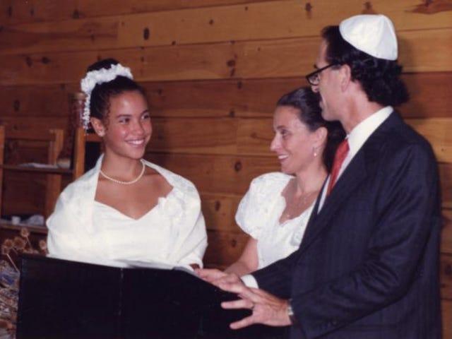 Vokser op hvid indtil en familie hemmelighed afsløret hun var ikke