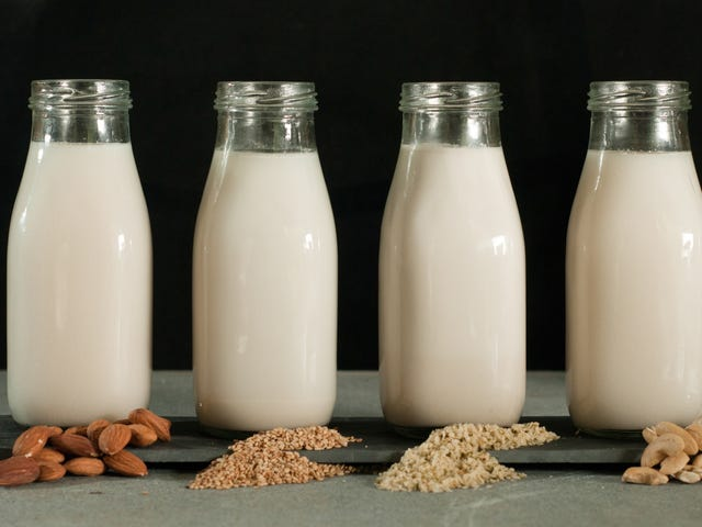"Some dairy farmers would rather you call it ""nut juice"" than almond milk<em></em>"