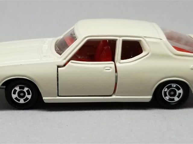 LaLD Car Week: Tomica Nissan Cherry F-II 1400 GX