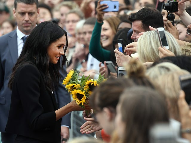 Oops! Meghan Markle May Have Expressed an Opinion About Abortion